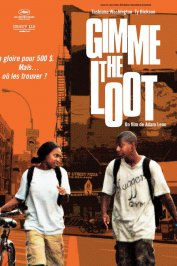 background picture for movie Gimme the loot