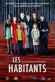 background picture for movie Les Habitants