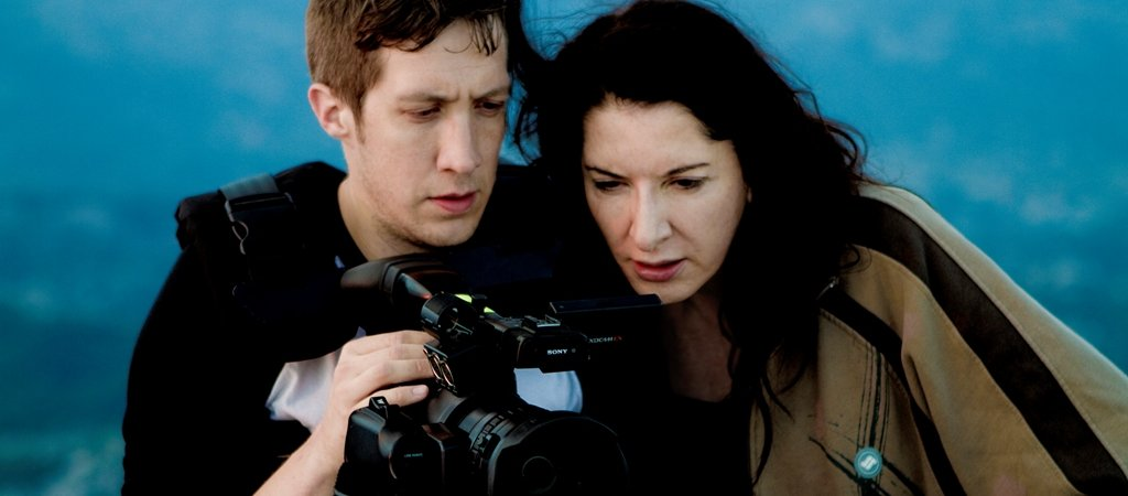 Photo dernier film Marina Abramovic