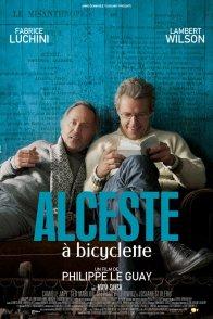 Affiche du film : Alceste à bicyclette