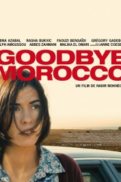 background picture for movie Goodbye Morocco