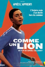 background picture for movie Comme un Lion