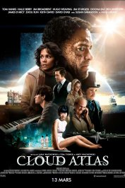 background picture for movie Cloud Atlas