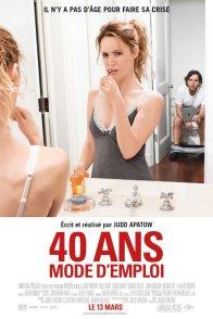 Affiche du film : 40 ans mode d'emploi