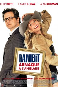 Affiche du film : Gambit, arnaque à l'anglaise