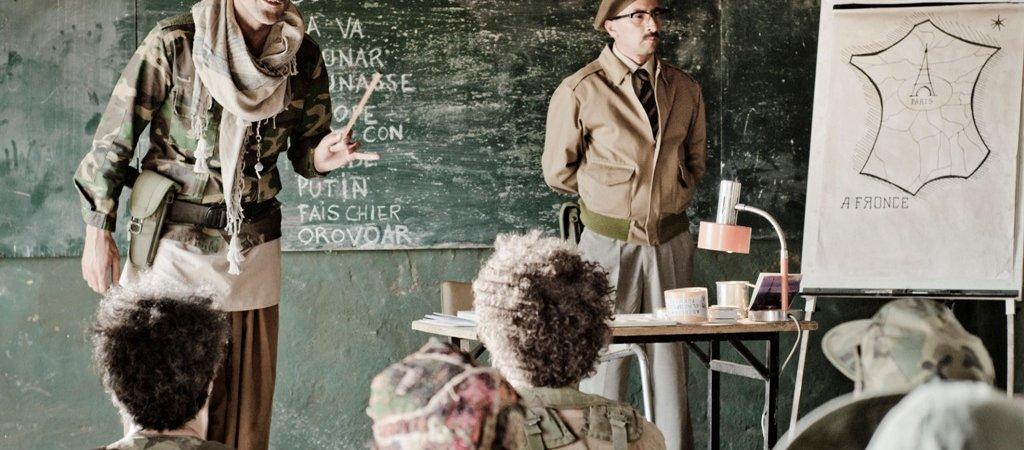 Photo du film : Vive la France