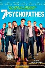 Affiche du film 7 Psychopathes