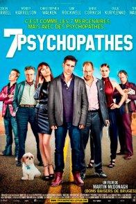 Affiche du film : 7 Psychopathes