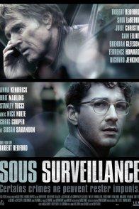 Affiche du film : Sous Surveillance