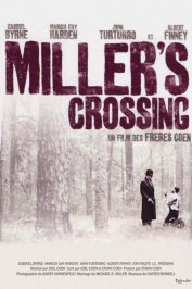 background picture for movie Miller's crossing