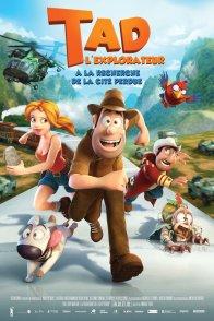 Affiche du film : Tad l'explorateur