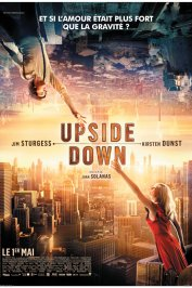 background picture for movie Upside Down