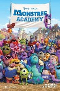 Affiche du film : Monstres Academy