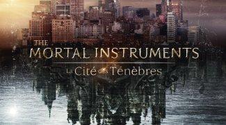 Affiche du film : The Mortal Instruments : La Cité des Ténèbres