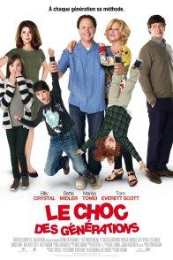 Affiche du film : Le Choc des Générations