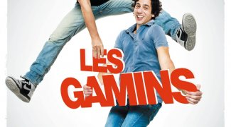 background picture for movie Les Gamins