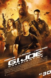 background picture for movie G.I. Joe : Conspiration 3D