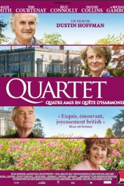 background picture for movie Quartet