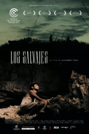 background picture for movie Los salvajes