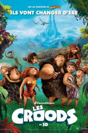 background picture for movie Les Croods