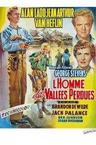 Affiche du film : L'Homme des Vallées Perdues