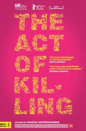 Affiche du film : The Act of Killing