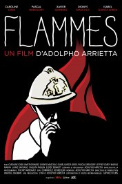background picture for movie Flammes