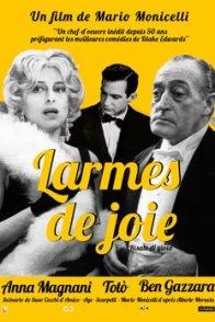 Affiche du film : Larmes de joie
