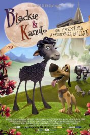 background picture for movie Blackie et Kanuto