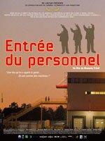 background picture for movie Entrée du personnel