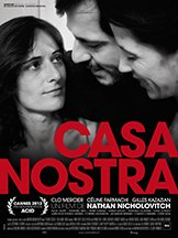 background picture for movie Casa Nostra