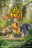 background picture for movie Les As de la jungle