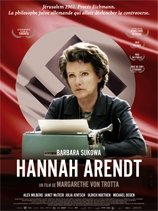 background picture for movie Hannah Arendt
