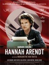 Affiche du film : Hannah Arendt