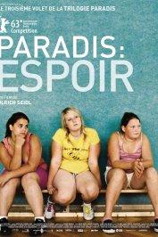 background picture for movie Paradis : Espoir