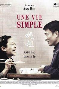 Affiche du film : Une vie simple
