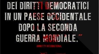 Affiche du film : Diaz - Un crime d'Etat