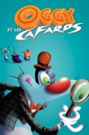 background picture for movie Oggy et les cafards