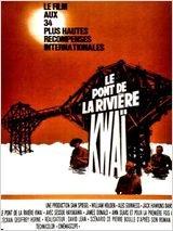 Affiche du film : Le Pont de la rivière Kwai