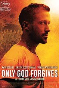 Affiche du film : Only God Forgives