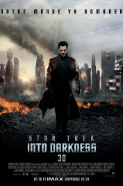 background picture for movie Star Trek into Darkness