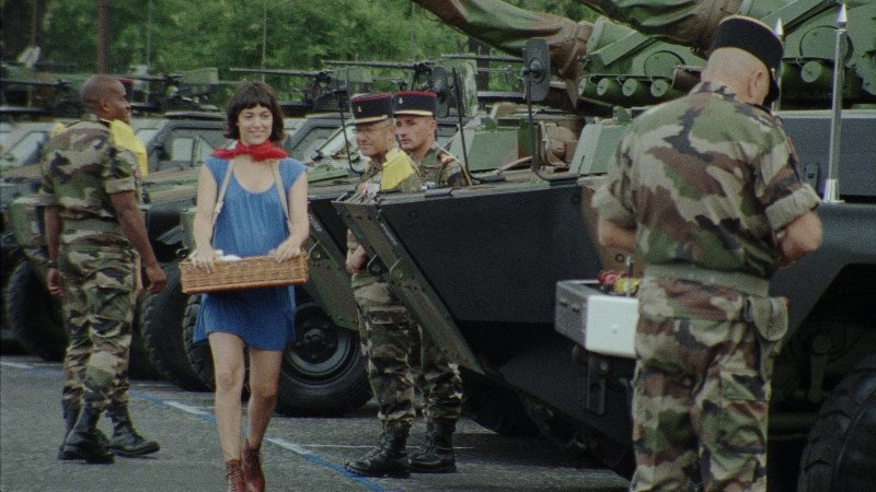 Photo du film : La fille du 14 juillet