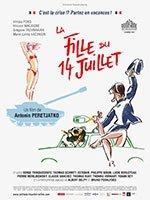 background picture for movie La fille du 14 juillet