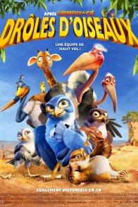 Affiche du film : Drôles d'oiseaux