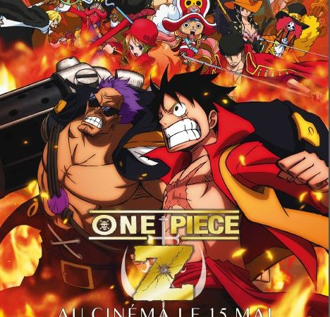 Photo du film : One Piece Z