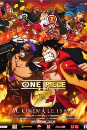 background picture for movie One Piece Z
