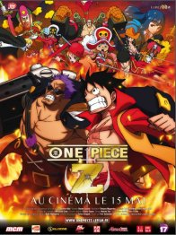 Affiche du film : One Piece Z
