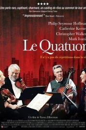 background picture for movie Le Quatuor