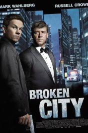 background picture for movie Broken City