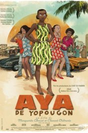 background picture for movie Aya de Yopougon
